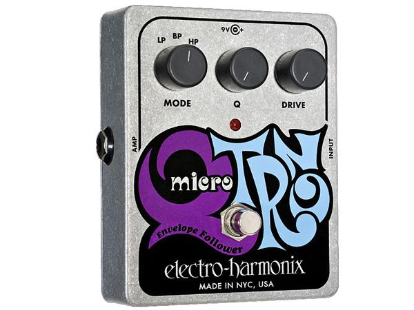 Electro Harmonix ( エレクトロハーモニクス ) Micro Q-Tron【EH8400 】 ◆ コンパクトエフェクター エンベロープフィルター