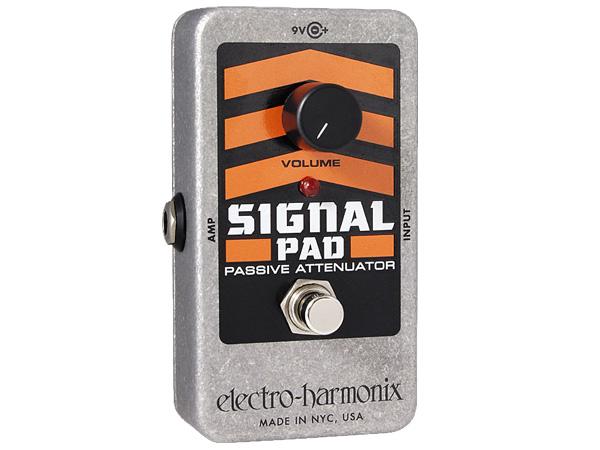 Electro Harmonix ( エレクトロハーモニクス ) Signal Pad【EH2002 】 ◆ コンパクトエフェクター パッシブアテネーター