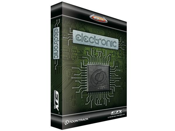 TOONTRACK ( トーントラック ) EZX ELECTRONIC