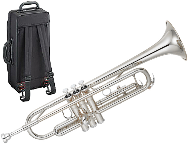 アウトレットキズあり/箱ボロ 1本限り YAMAHA ( ヤマハ ) YTR-3335S トランペット 銀メッキ リバースタイプ 新品 楽器 本体 スタンダード B♭調 初心者 管楽器 正規品 YTR3335S シルバーメッキ 送料無料