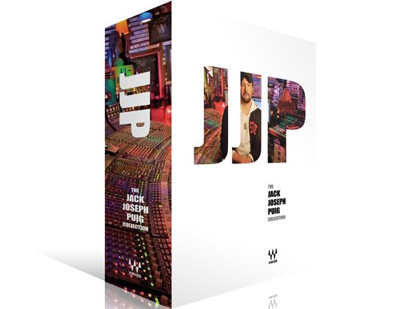 WAVES ( ウェイブス ) JJP Analog Legends【JJPTDM】【7月特価[~7/31 まで] 】 ◆【プラグインエフェクト】【DTM】【DAW】