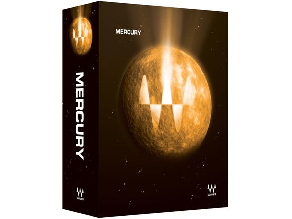 WAVES ( ウェイブス ) Mercury Bundle【MERTDM】【7月特価[~7/31 まで] 】 ◆【DTM】【DAW】
