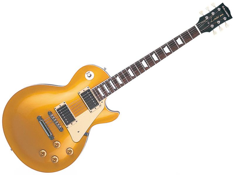 EDWARDS ( エドワーズ ) E-LP-125SD(Gold)【エレキギター】【C3670 ジェットグロス プレゼント 】