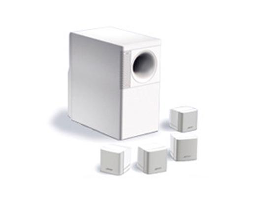 BOSE ( ボーズ ) FS3-4W /ホワイト ◆ サテライトスピーカー & サブウーハー【FS3-4 W】 [ FreeSpace series ][ 送料無料 ]