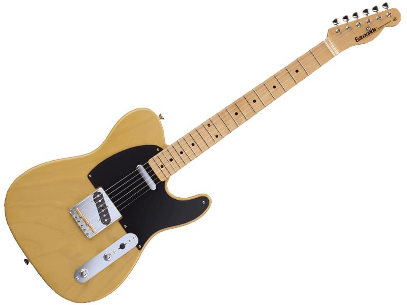 EDWARDS ( エドワーズ ) E-TE-98ASM( Butter Scotch )【エレキギター】