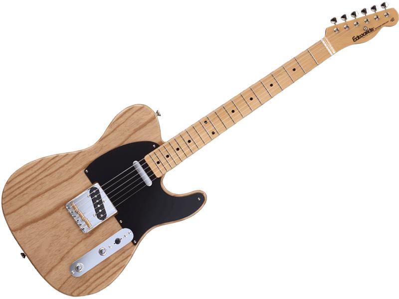 EDWARDS ( エドワーズ ) E-TE-98ASM( Vintage Natural )【エレキギター】