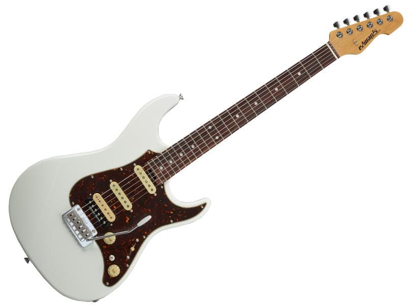 EDWARDS ( エドワーズ ) E-SN-ALR 22/SSH/R (White)【エレキギター】