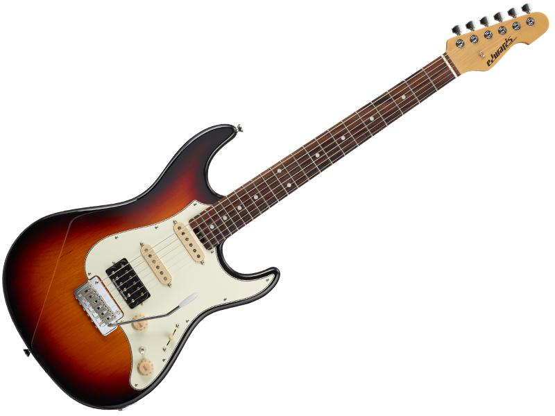 EDWARDS ( エドワーズ ) E-SN-ALR 22/SSH/R (3 Tone Sunburst )【エレキギター】