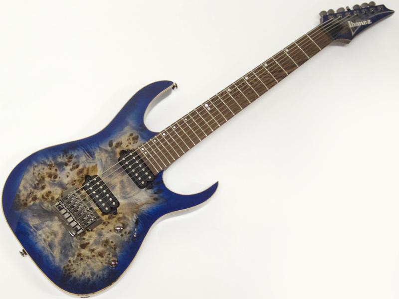 Ibanez ( アイバニーズ ) RG1027PBZ(CBB)【 7弦 エレキギター  特価品 】【お買い得プライス! 】