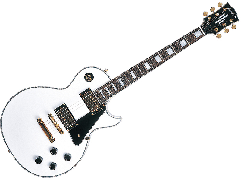 Grass Roots ( グラスルーツ ) G-LP-60C(White)【 エレキギター 】