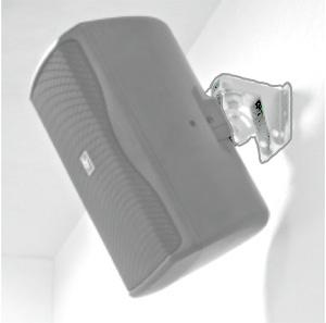 高速配送 Electro-Voice ( EV (1個)◆ エレクトロボイス ) ZX1iWB ) W/白 (1個)◆ スピーカー壁面取付ブラケット [ZX1i-WBW], パドルアウトドアクラブ:dc67b454 --- canoncity.azurewebsites.net