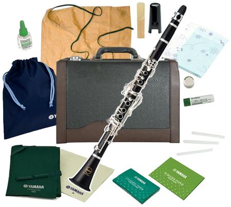 MAXTONE ( マックストーン ) CL-50 木製 クラリネット 新品 スタンダード B♭ 管体 エボニー 管楽器 本体 Bb clarinet CL50 セット D 北海道 沖縄 離島不可