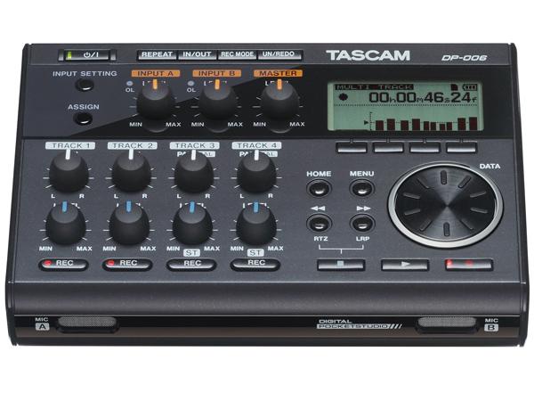 TASCAM ( タスカム ) DP-006