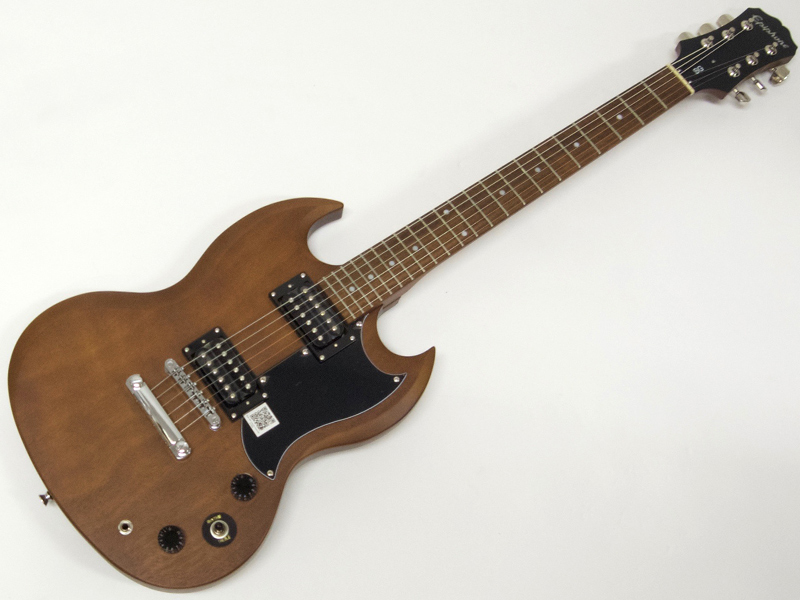 EPIPHONE ( エピフォン ) SG Special VE(WAL)【by ギブソン SG  スペシャル エボニー 】【勝負価格! ジミヘンピックセット・プレゼント 】