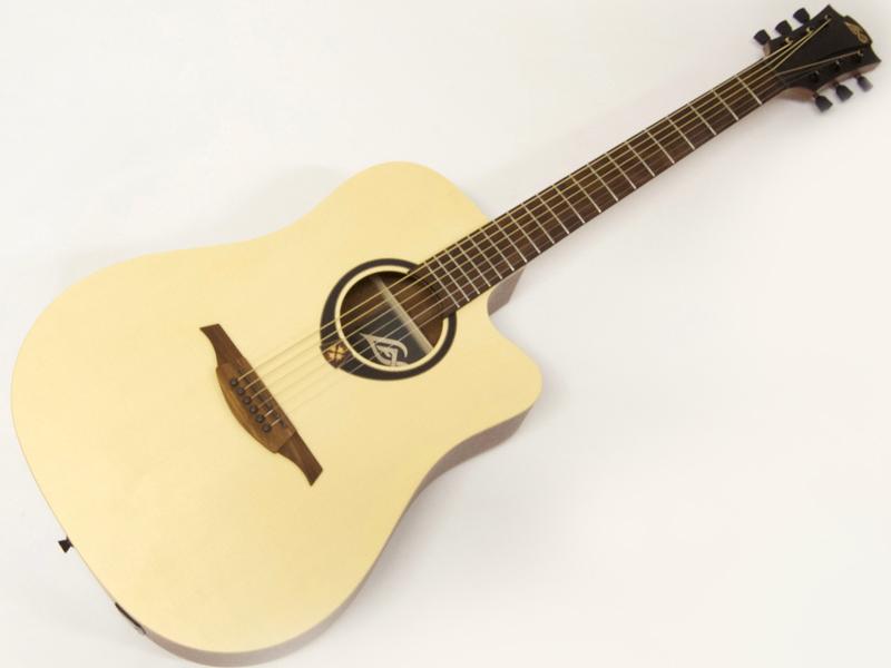 情熱セール コスパ抜群 フランスのメーカーLAGアコースティックギター LAG Guitars エレアコ T70DCE アコースティックギター 格安SALEスタート