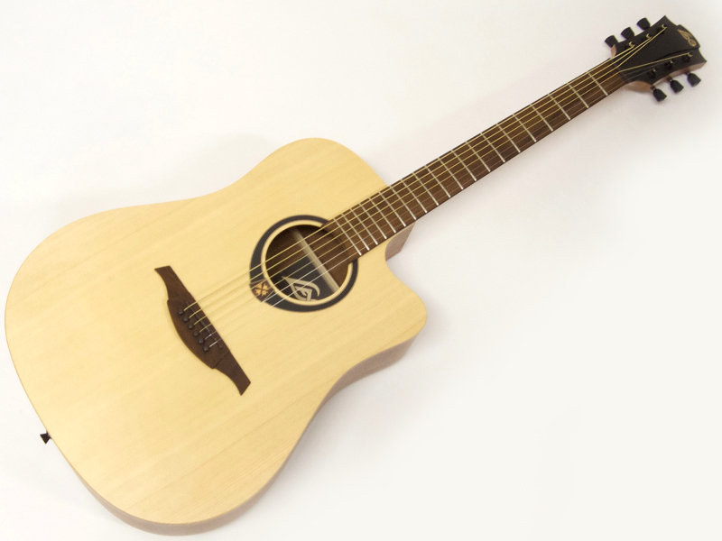 LAG Guitars T70DC【アコースティックギター 特価品 】【夏特価! 】