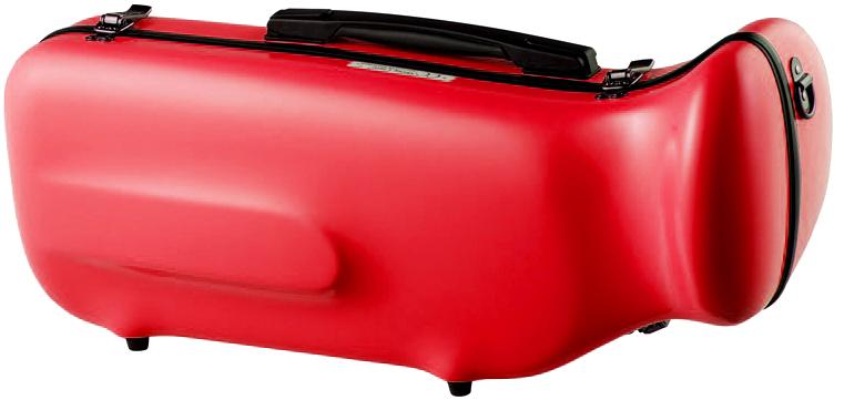 CCシャイニーケース CC2-TP-RD トランペットケース シングル ホットピンク ハードケース トランペット用 リュックタイプ 管楽器 シングル ケース ハードケース ケース ピンク red 赤 送料無料, お見舞い:22ffecf4 --- sunward.msk.ru