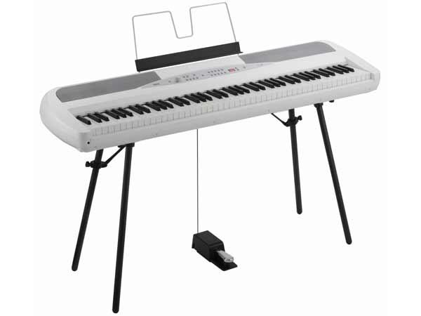 KORG ( コルグ ) SP-280WH(ホワイト)◆デジタル・ピアノ 88鍵盤 電子ピアノ【smtb-TK】
