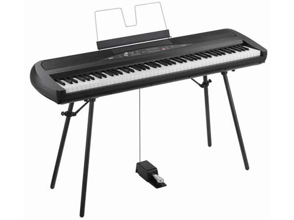 KORG ( コルグ ) SP-280BK(ブラック)◆デジタル・ピアノ 【送料無料 】新品 88鍵盤 電子ピアノ【smtb-TK】