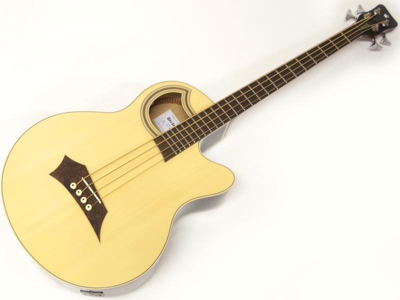 Warwick ( ワーウィック ) Rockbass ALIEN ST 4 (NHP)【ロックベース エイリアン エレアコベース 特価 】【勝負価格! 】