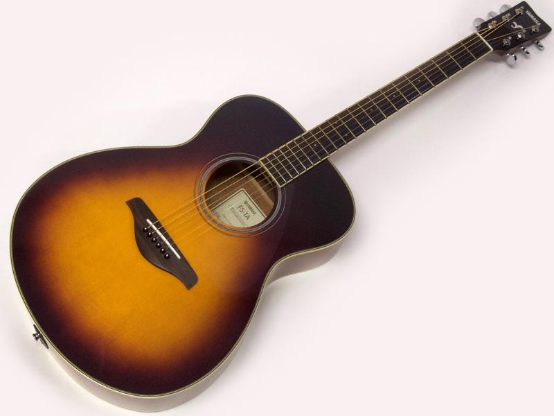 YAMAHA ( ヤマハ ) FS-TA(BS)【トランス・アコースティックギター  アウトレット 特価品 】 【夏特価! 】