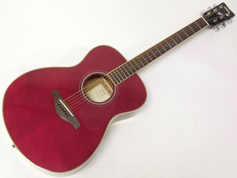 YAMAHA ( ヤマハ ) FS-TA(RR)【トランス・アコースティックギター  アウトレット 特価品 】 【夏特価! 】