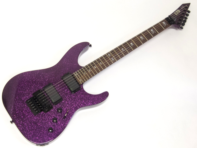 LTD ( エルティーディー ) KH-602 Purple Sparkle【 メタリカ カークハメット Model】