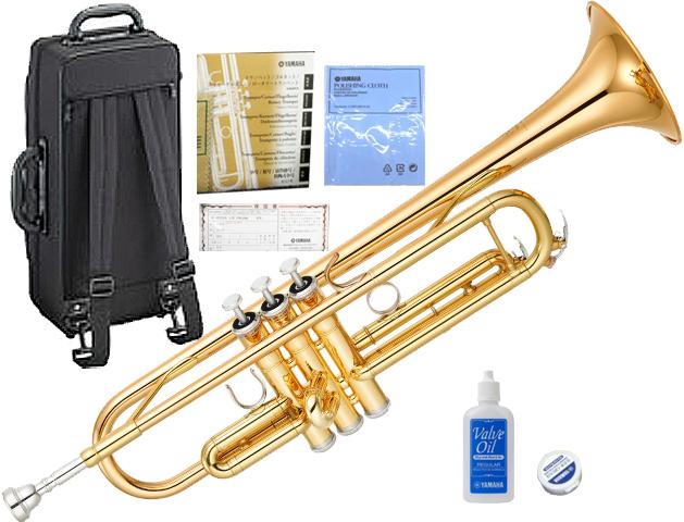 この価格在庫限り YAMAHA ( ヤマハ ) YTR-4335G2 トランペット 新品 ゴールドブラスベル 管楽器 B♭ 本体 初心者 マウスピース YTR-4335G-2 YTR-4335GII Trumpets gold 送料無料