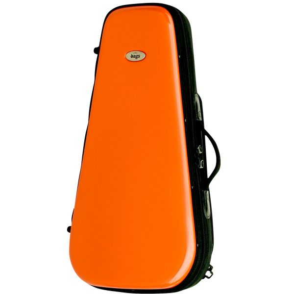 bags ( バッグス ) EFTR-ORA トランペット用 ケース オレンジ色 OR ハードケース リュックタイプ EVOLUTION B♭ trumpet case orange 送料無料