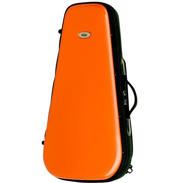 bags ( バッグス ) 【予約】 EFTR ORA トランペット ケース オレンジ ハードケース リュックタイプ EVOLUTION B♭ trumpet case orange