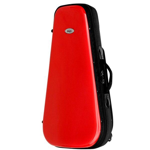 bags ( バッグス ) 【予約】 EFTR-RED トランペット用 ケース レッド 赤色 ハードケース リュックタイプ EVOLUTION B♭ trumpet case red