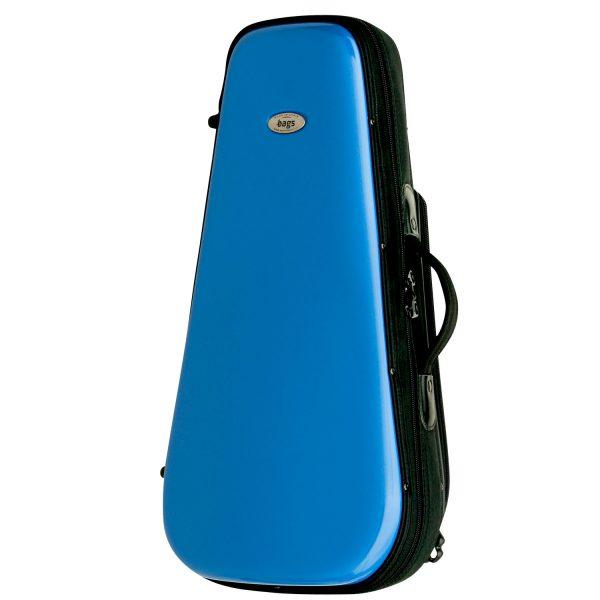 bags ( バッグス ) EFTR-BLU トランペット ケース ブルー 青色 ハードケース リュック EVOLUTION B♭ trumpet case blue BL 北海道 沖縄 離島不可