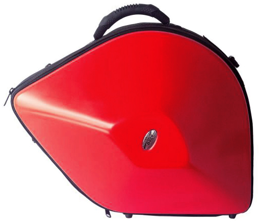 bags ( バッグス ) EFDFH RED ホルン ケース ハードケース レッド 赤色 リュック フレンチホルン Evolution french horn red 北海道 沖縄 離島不可