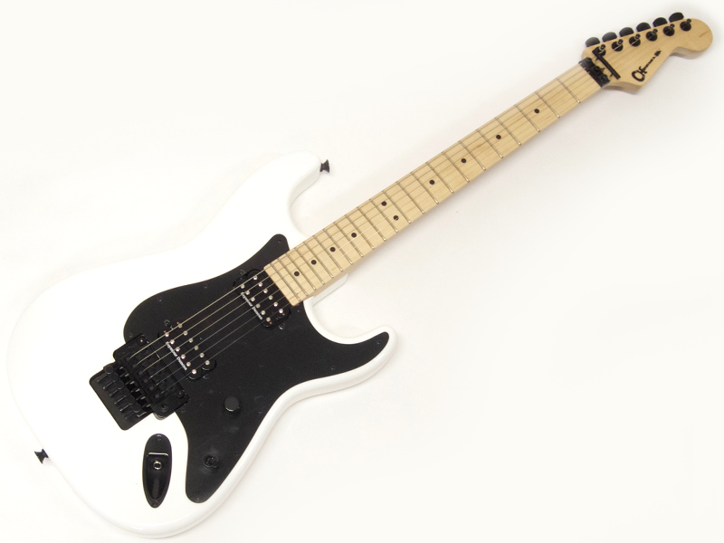 Charvel ( シャーベル ) SO-CAL STYLE 1 HH FR (SW)【エレキギター 特価品 】 【お買い得プライス! 】