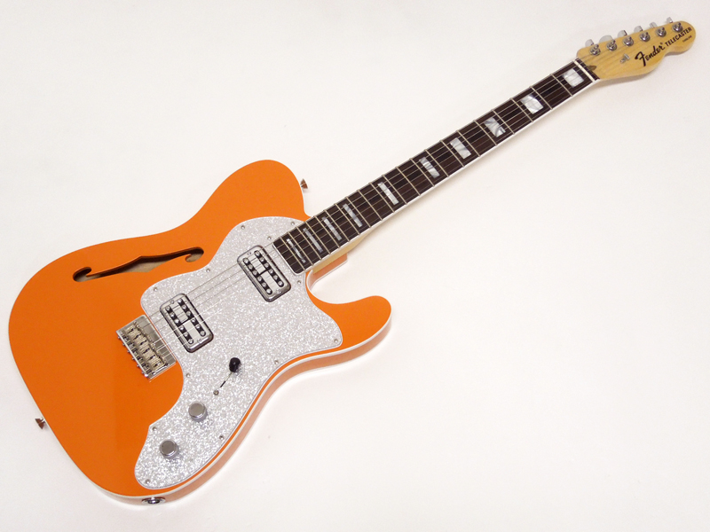 Fender ( フェンダー ) 2018 Limited Edition Tele Thinline Super Deluxe【USA リミテッドモデル テレキャスター シンライン WO】