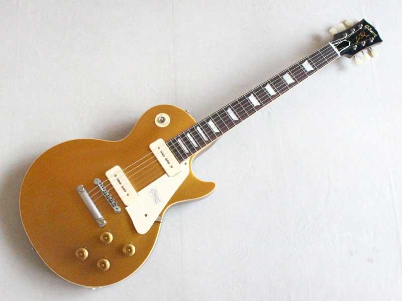 Gibson Custom Shop Historic 56 Les Paul Gold Top 【ヒストリック56 レスポール KH 8058】【新春特価! 】 ギブソン・カスタムショップ
