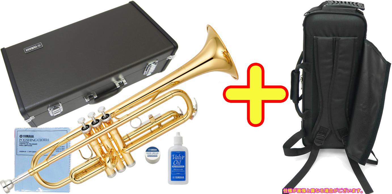 完売 YAMAHA ( ヤマハ ヤマハ ) YTR-2330 B♭ トランペット ゴールド 新品 新品 セミハードケース TRC-501 管楽器 本体 B♭ 初心者 管体 YTR2330 gold セット B, ミヨシマチ:49b1d9e3 --- shop.vermont-design.ru