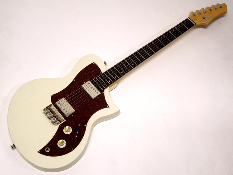 Titan Guitars KR1 Custom White 【オーダーモデル WO】