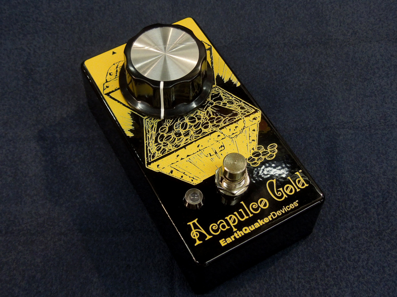 Earth Quaker Devices Acapulco Gold 【ディストーション WO 】