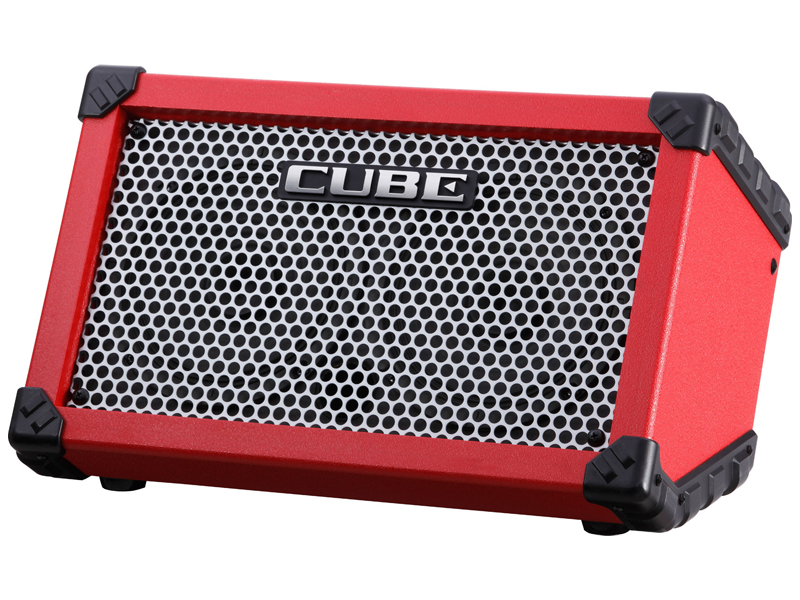 史上一番安い Roland ローランド ( ローランド Roland ) CUBE-STREET(RED) ( レッド【キューブストリート CUBE-Street】, 人気新品入荷:9fb2fa2e --- clftranspo.dominiotemporario.com