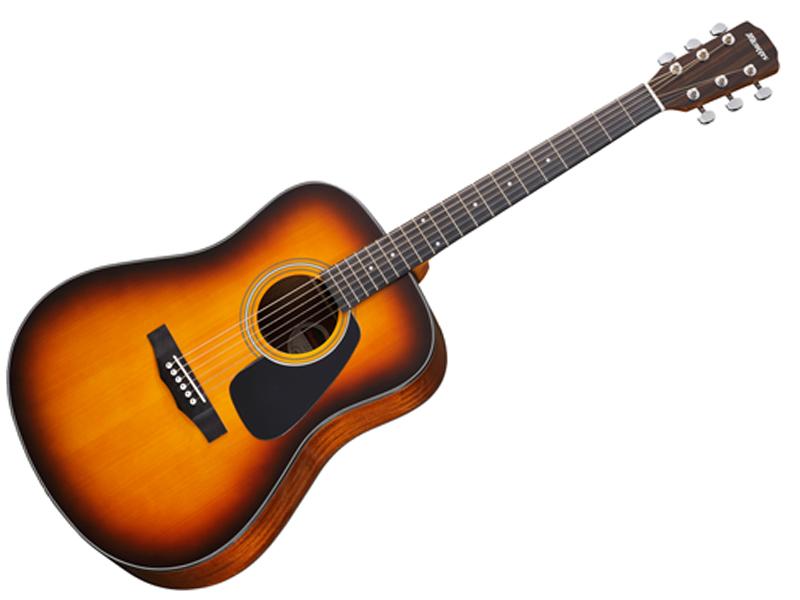 モーリスでアコギをはじめましょう! Morris ( モーリス ) M-280(TS)【 アコースティックギター M280 】 ドレッドノートタイプ