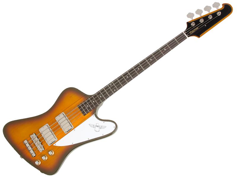 Epiphone ( エピフォン ) Thunderbird Vintage PRO (TS)【by ギブソン サンダーバード エレキベース 】【決算プライス! 】