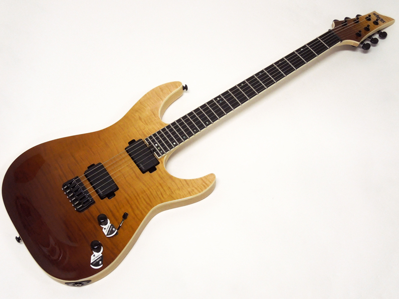 SCHECTER ( シェクター ) C-1 SLS Elite / Antique Fade Burst【AD-C-1-SLS-EL ダイヤモンドシリーズ WO】
