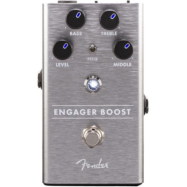 フェンダーのブースター 即出荷 Fender フェンダー ENGAGER BOOST ファッション通販 KH ブースター