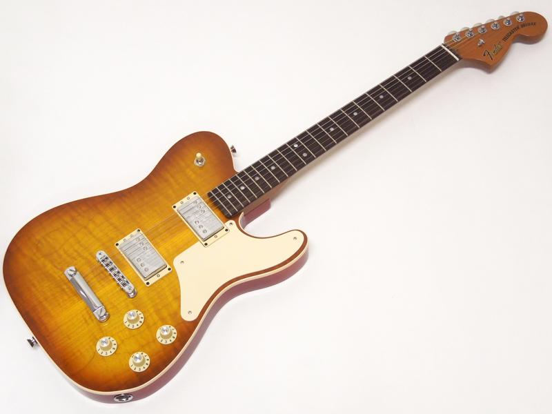 Fender ( フェンダー ) 2018 Limited Edition Troublemaker Tele / Ice Tea Burst 【USA リミテッドモデル テレキャスター WO】
