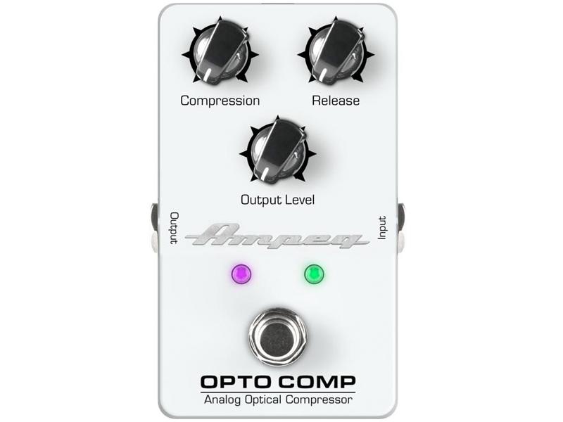 Ampeg ( アンペグ ) OPTO COMP【アナログ コンプレッサー 】