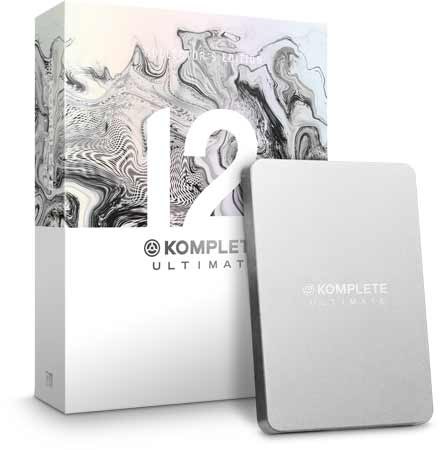 Native Instruments KOMPLETE 12 ULTIMATE Collectors Edition ◆【DAW】【DTM】