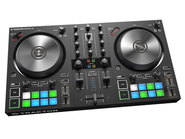 Native Instruments TRAKTOR KONTROL S2 MK3 ◆【PC DJ】