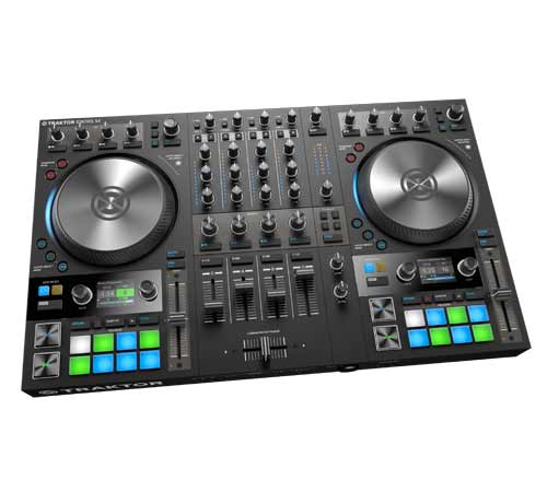 Native Instruments TRAKTOR KONTROL S4 MK3 ◆【PC DJ】