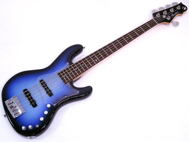 Freedom Custom Guitar Research RHINO 5st Light Ash / 5:00 / MH 【国産 5弦ベース WO】 フリーダム カスタムギターリサーチ